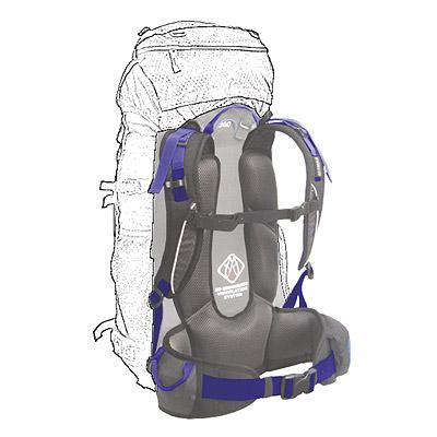 Подвесная система рюкзака Tour - 3D EVS system