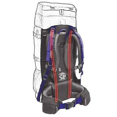 Подвесная система рюкзака Mountain - CR system