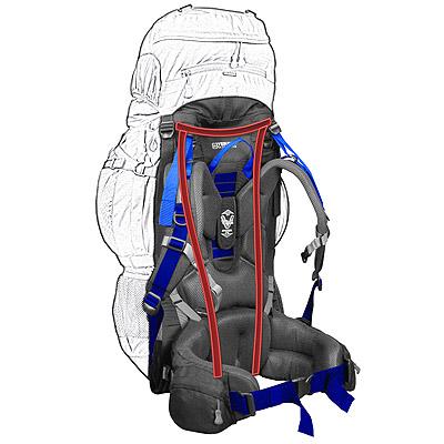Підвісна система для рюкзака V-VAR Carry System