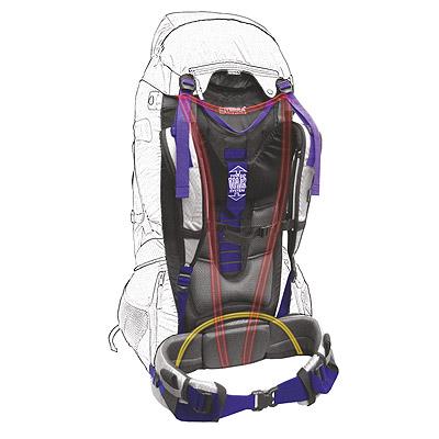 Подвесная система для рюкзака V-VAR TORSO Carry System